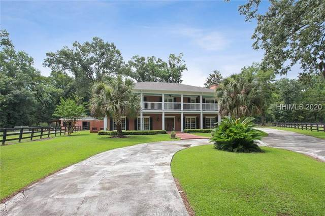 10 Hackamore Drive, Bluffton, SC 29910 (MLS #400451) :: Collins Group Realty