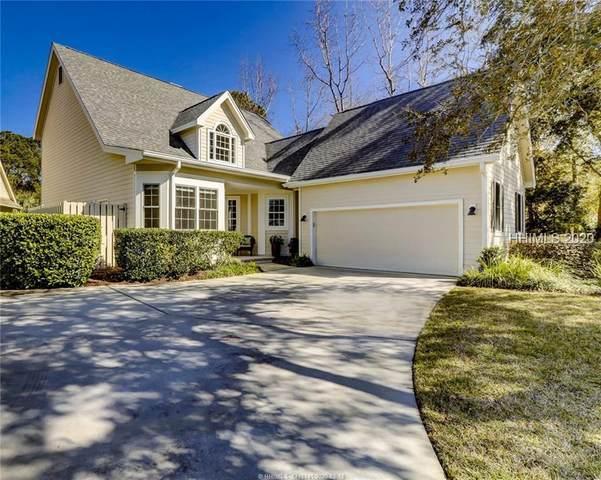 25 Tucker Ridge Court, Hilton Head Island, SC 29926 (MLS #400482) :: Schembra Real Estate Group