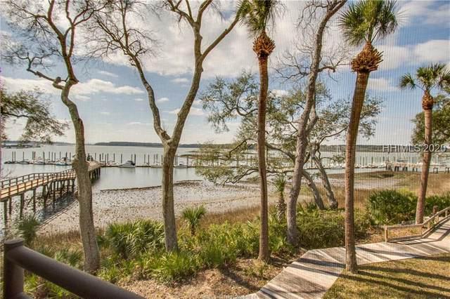 6 Village North Drive #71, Hilton Head Island, SC 29926 (MLS #400489) :: The Coastal Living Team