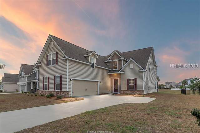 2025 Blakers Boulevard, Bluffton, SC 29909 (MLS #400495) :: Collins Group Realty