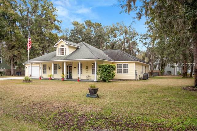 35 Laughing Gull Drive, Beaufort, SC 29907 (MLS #400496) :: RE/MAX Island Realty