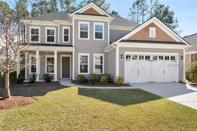 6 Green Trail Court, Bluffton, SC 29910 (MLS #400510) :: The Coastal Living Team