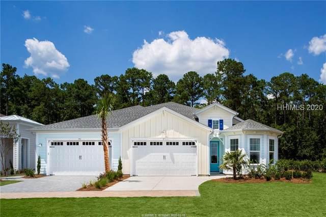 356 Latitude Boulevard, Hardeeville, SC 29927 (MLS #400534) :: RE/MAX Coastal Realty