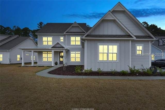 121 Danbridge Court, Bluffton, SC 29910 (MLS #400546) :: The Coastal Living Team