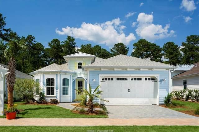 356 Latitude Boulevard, Hardeeville, SC 29927 (MLS #400556) :: RE/MAX Coastal Realty