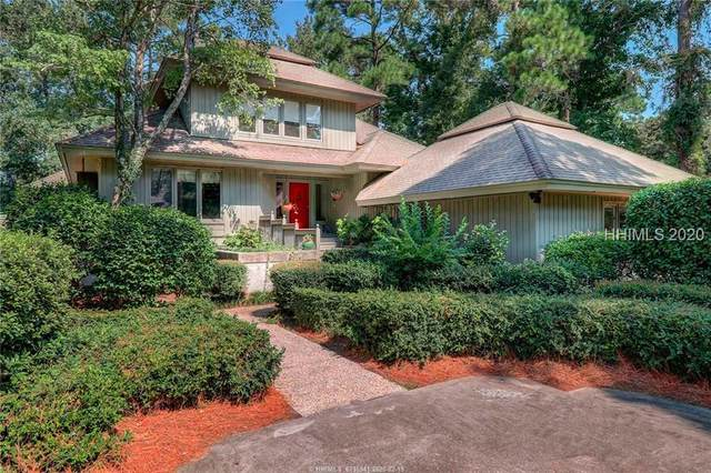 162 Club Course Drive, Hilton Head Island, SC 29928 (MLS #400574) :: The Alliance Group Realty