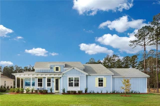 1212 Beachcomber Boulevard, Unit 102, Hardeeville, SC 29927 (MLS #400584) :: Southern Lifestyle Properties