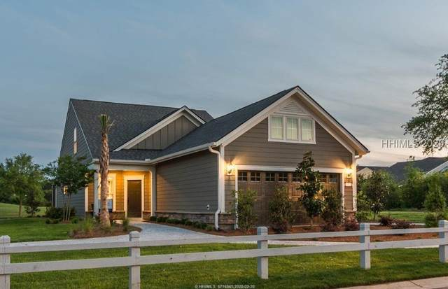 313 Springtime Court, Bluffton, SC 29909 (MLS #400586) :: The Alliance Group Realty