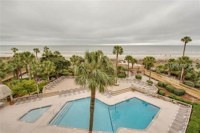 21 Ocean Lane #449, Hilton Head Island, SC 29928 (MLS #400587) :: The Coastal Living Team