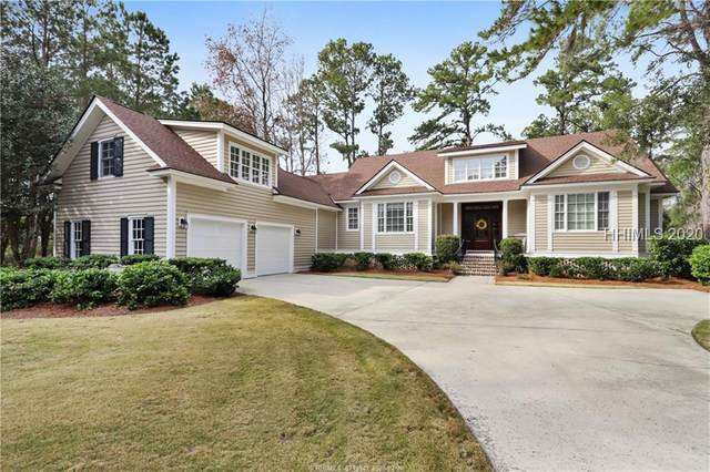 3 Mackays Point, Bluffton, SC 29910 (MLS #400590) :: The Coastal Living Team