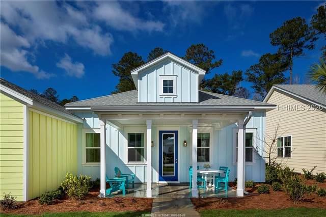 356 Latitude Boulevard, Hardeeville, SC 29927 (MLS #400599) :: RE/MAX Coastal Realty