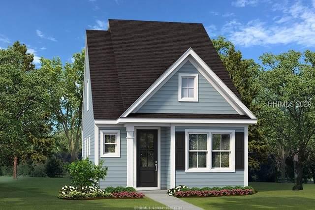 34 Garden Row Drive S, Hardeeville, SC 29927 (MLS #400609) :: The Coastal Living Team