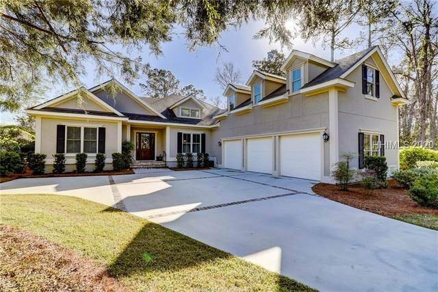51 E Cotesworth Place E, Hilton Head Island, SC 29926 (MLS #400611) :: The Coastal Living Team