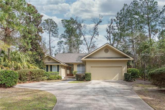 27 Island Creek Drive, Okatie, SC 29909 (MLS #400632) :: RE/MAX Coastal Realty