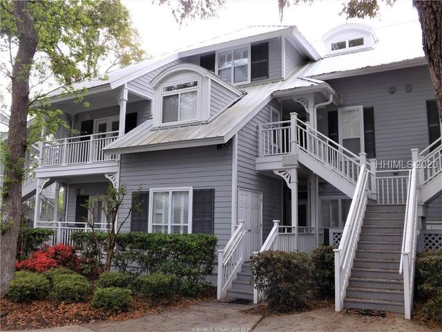 19 Wimbledon Court #205, Hilton Head Island, SC 29928 (MLS #400647) :: RE/MAX Island Realty