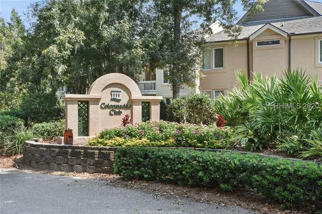 186 Colonnade Road #186, Hilton Head Island, SC 29928 (MLS #400661) :: The Coastal Living Team