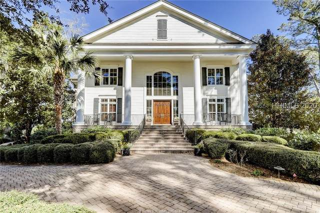 346 Bamberg Drive, Bluffton, SC 29910 (MLS #400665) :: The Coastal Living Team