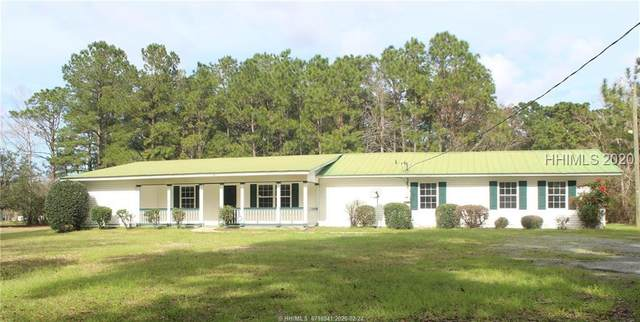 2657 Plantation Drive, Hardeeville, SC 29927 (MLS #400679) :: RE/MAX Coastal Realty