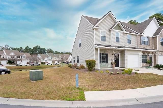 306 Dante Circle, Beaufort, SC 29906 (MLS #400704) :: RE/MAX Island Realty