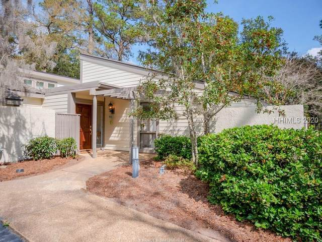 15 Calibogue Cay Road #395, Hilton Head Island, SC 29928 (MLS #400709) :: The Coastal Living Team