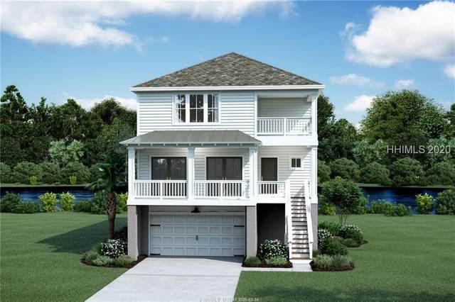 2 Talon Court, Hilton Head Island, SC 29926 (MLS #400711) :: The Coastal Living Team