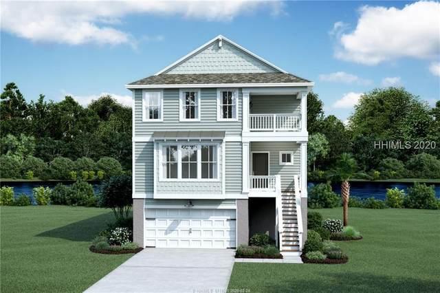 16 Hammock Breeze Way, Hilton Head Island, SC 29926 (MLS #400717) :: The Coastal Living Team
