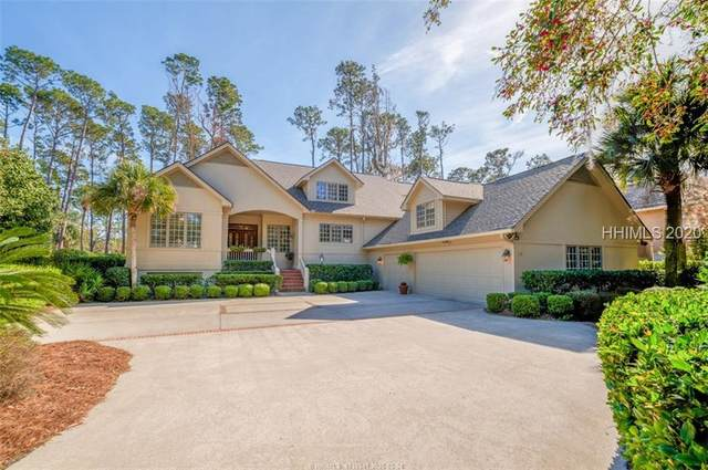 278 Long Cove Dr, Hilton Head Island, SC 29928 (MLS #400739) :: The Coastal Living Team