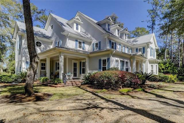 19 Millwright Drive, Hilton Head Island, SC 29926 (MLS #400756) :: RE/MAX Coastal Realty