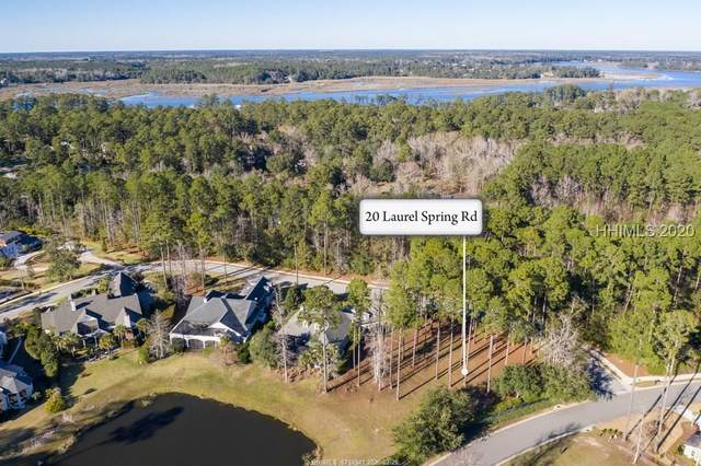 20 Laurel Spring Road, Okatie, SC 29909 (MLS #400757) :: The Alliance Group Realty