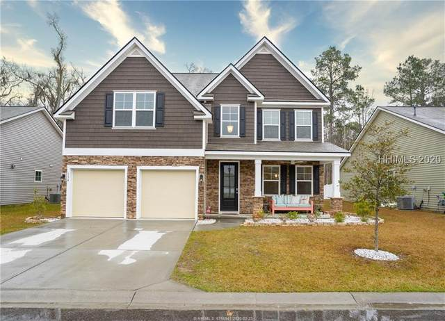 134 Tanners Run, Bluffton, SC 29910 (MLS #400773) :: RE/MAX Island Realty