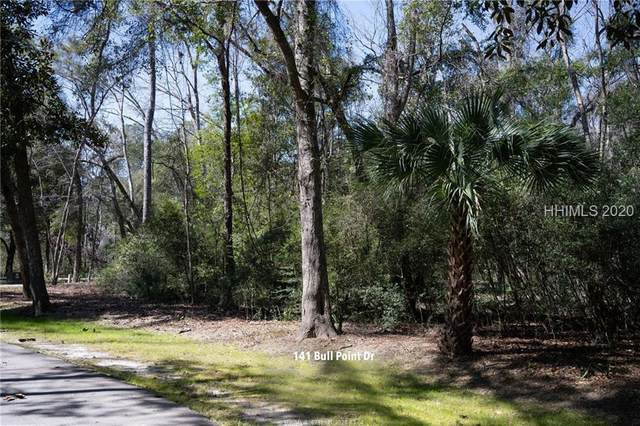 141 Bull Point Drive, Seabrook, SC 29940 (MLS #400783) :: Southern Lifestyle Properties