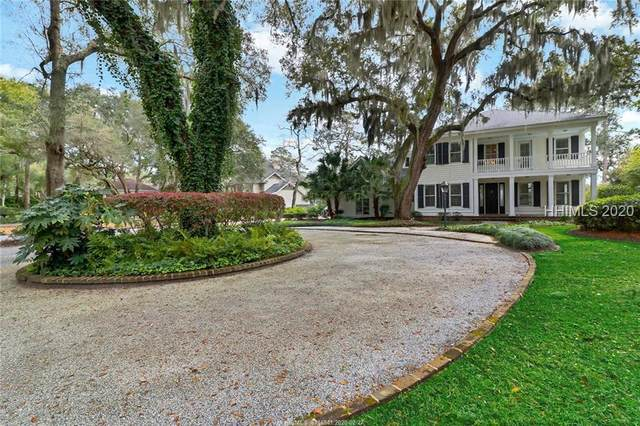 62 Widewater Road, Hilton Head Island, SC 29926 (MLS #400794) :: Collins Group Realty