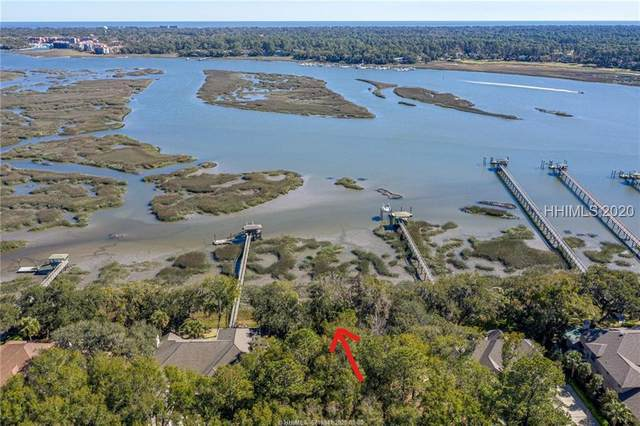 43 River Club Drive, Hilton Head Island, SC 29926 (MLS #400816) :: The Alliance Group Realty