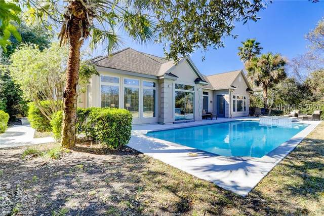 17 Palm View Drive, Hilton Head Island, SC 29926 (MLS #400827) :: The Coastal Living Team