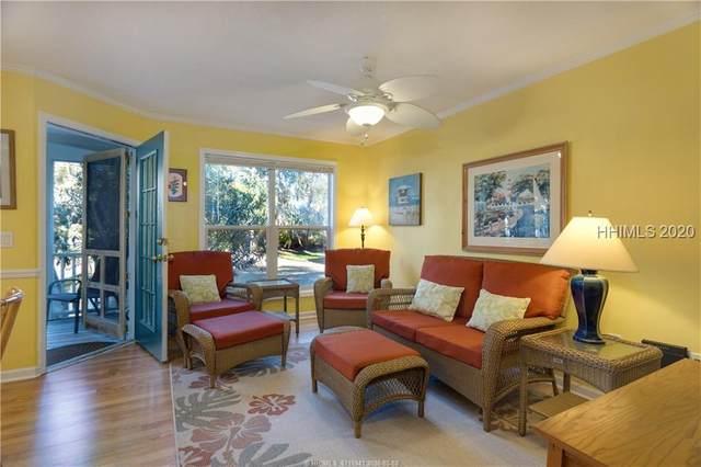 12 Valencia Road #38, Hilton Head Island, SC 29928 (MLS #400829) :: RE/MAX Island Realty