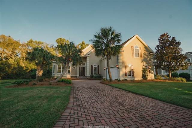 11 Lynnfield Place, Bluffton, SC 29910 (MLS #400855) :: RE/MAX Island Realty