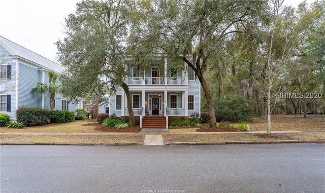15 Park Square S, Beaufort, SC 29907 (MLS #400873) :: The Alliance Group Realty