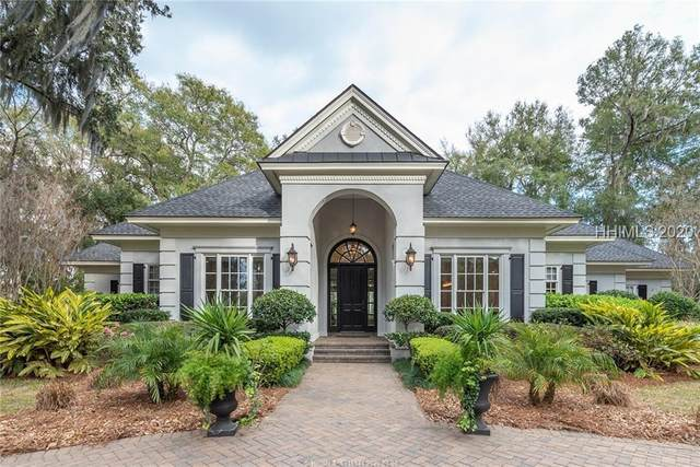 46 Inverness Drive, Bluffton, SC 29910 (MLS #400889) :: Collins Group Realty