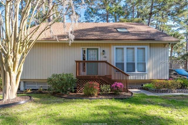 48 Salt Marsh Drive #48, Hilton Head Island, SC 29926 (MLS #400915) :: Collins Group Realty