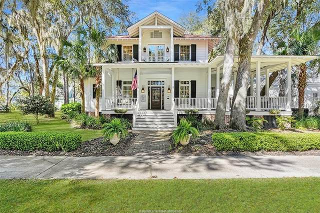 34 James Habersham, Beaufort, SC 29906 (MLS #400946) :: The Coastal Living Team