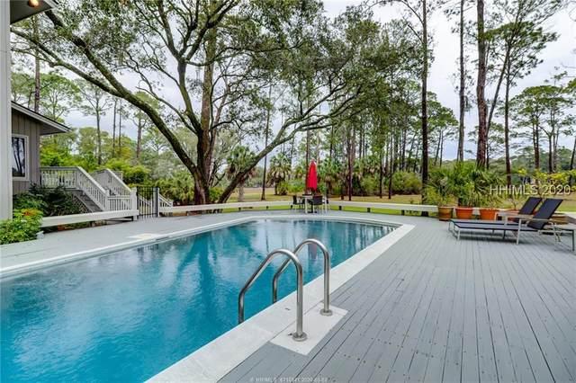 20 Audubon Pond Road, Hilton Head Island, SC 29928 (MLS #400948) :: RE/MAX Coastal Realty