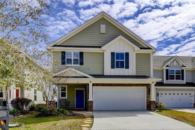 26 Independence Place, Bluffton, SC 29910 (MLS #401001) :: The Coastal Living Team