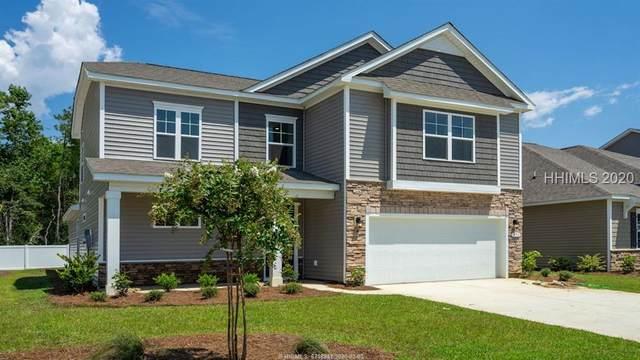 515 Hulston Landing Road, Bluffton, SC 29909 (MLS #401005) :: The Coastal Living Team