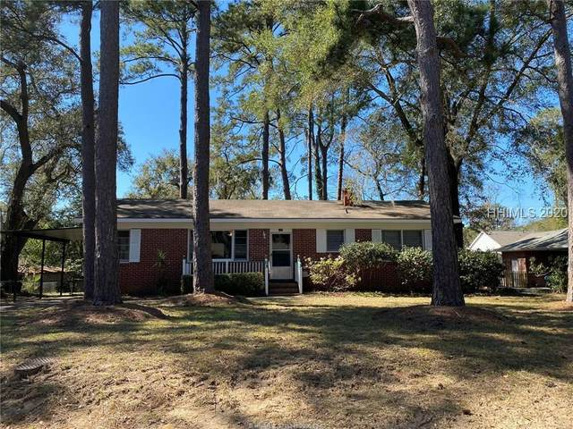 600 Center Drive W, Beaufort, SC 29902 (MLS #401024) :: The Coastal Living Team