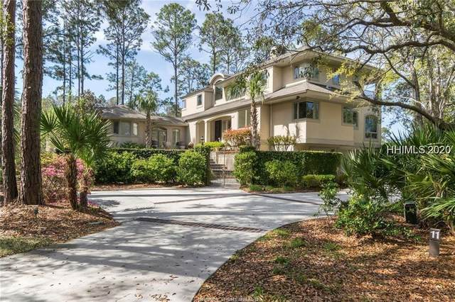 11 Foot Point Road, Hilton Head Island, SC 29928 (MLS #401035) :: The Coastal Living Team