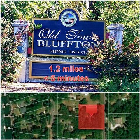 58 Confederate Avenue, Bluffton, SC 29910 (MLS #401057) :: The Coastal Living Team