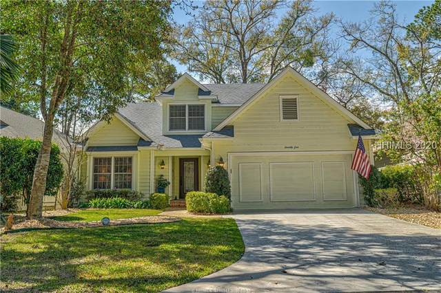 25 Toppin Drive, Hilton Head Island, SC 29926 (MLS #401061) :: RE/MAX Island Realty