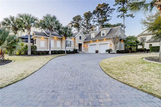10 Canterbury Lane, Bluffton, SC 29910 (MLS #401081) :: The Alliance Group Realty