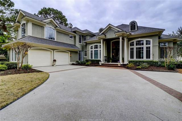 209 Summerton Drive, Bluffton, SC 29910 (MLS #401089) :: Hilton Head Dot Real Estate