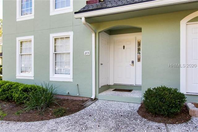 70 Shipyard Drive #215, Hilton Head Island, SC 29928 (MLS #401156) :: RE/MAX Coastal Realty